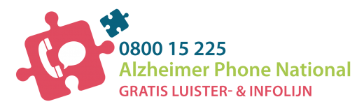 Logo Alzheimer Phone National