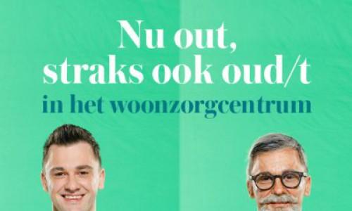Campagne Nu Out Straks Ook Oudt Vlaamse Ouderenraad